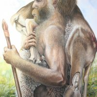 End of the Megafauna - Neanderthal Man